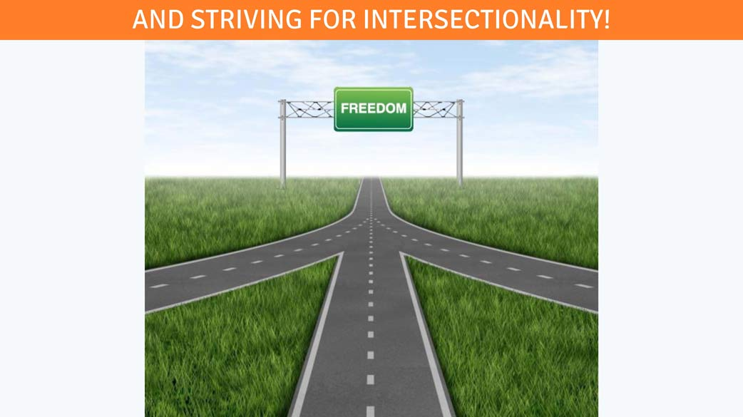 """intersectionality making a difference Intersectionality as disarticulatory practice: sex-  legislatures can """"make a difference"""" to political culture, 2 and, more recently, how represent -."""
